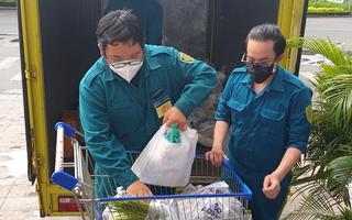 Video: Hơn 1,3 triệu hộ dân TP.HCM đăng ký đi chợ hộ, gần 95% đơn hàng được giải quyết