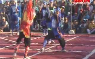 Khánh Hòa tổ chức giải cờ người