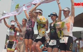 Gần 200 tay đua thế giới tranh tài tại Lăng Cô