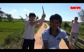 Thực nghiệm vụ giết người yêu cũ rồi phi tang xác tại Quảng Nam