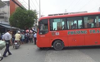 Xe Phương Trang lại tiếp tục gây tai nạn