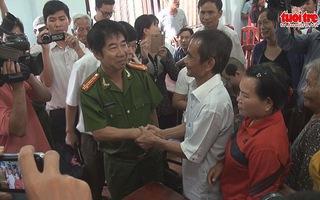 Gần 18 năm tù oan: Cơ quan tố tụng xin lỗi ông Huỳnh Văn Nén
