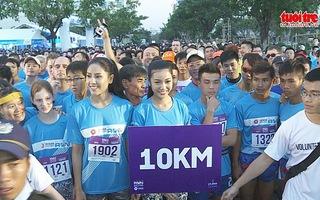 Ngày chạy thứ 2 của Giải chạy Việt dã TP.HCM- HCMC Run 2016