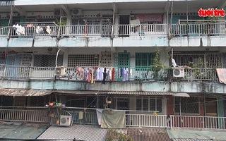 Kiến nghị tái định cư tại chỗ với cư dân chung cư cũ