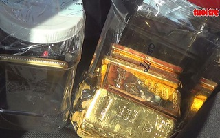 Truy tìm chủ sở hữu 480 lượng vàng lậu