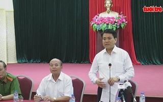 Chủ tịch thành phố Hà Nội yêu cầu thanh tra đất đai xã Đồng Tâm