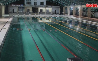 Nam sinh đuối nước trong hồ bơi trường đại học