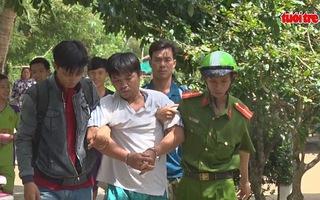 HẬU GIANG: Bắt giam người chồng đánh vợ và đánh công an