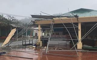Các xã ven biển Hà Tĩnh xơ xác sau bão