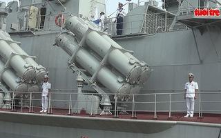 Tiếp tục bàn giao 2 tàu tên lửa cho Lữ đoàn tàu pháo - tên lửa 167
