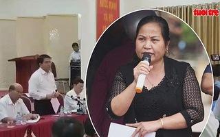 Bãi nhiệm chức danh chủ tịch HĐND xã Đồng Tâm đối với bà Nguyễn Thị Lan