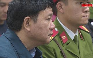 Tòa tuyên án chung thân đối với ông Trịnh Xuân Thanh và ông Đinh La Thăng mức án 13 năm tù
