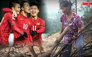 Từ nương rẫy, bố mẹ Công Phượng gửi lời chúc đến U23 Việt Nam