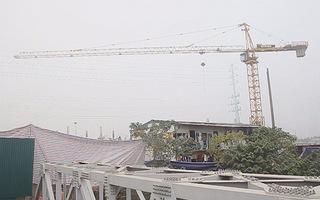 Sập công trình đang xây dựng, 6 người thương vong