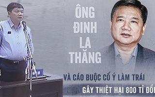 Xét xử ông Đinh La Thăng vụ PVN mất 800 tỉ
