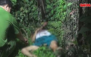 Bắt giữ nghi phạm chém đứt đầu nạn nhân