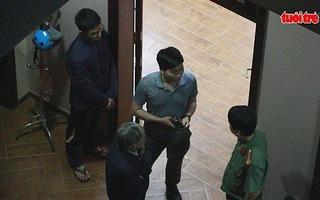 Video: Khám nhà, bắt tạm giam cựu tổng cục trưởng Tổng cục Cảnh sát Phan Văn Vĩnh
