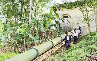 Trạm bơm nước tiền tỷ bỏ hoang, lãng phí vốn đầu tư của Nhà nước
