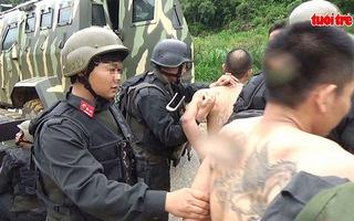Đánh án ở Lóng Luông: Cuộc vây ráp đặc biệt nguy hiểm