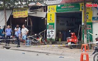 Chủ tiệm sửa xe máy bị đâm chết trước tiệm