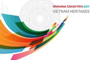 """Hacker """"mũ trắng"""" tranh tài khám phá """"Di sản Việt Nam"""""""