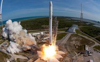 Lần đầu tiên SpaceX tái sử dụng cả tên lửa lẫn tàu vũ trụ