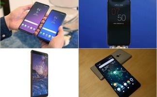 Ngắm các mẫu điện thoại mới nhất tại Triển lãm di động toàn cầu