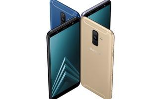 Samsung chính thức tung ra cặp đôi Galaxy A6/A6+