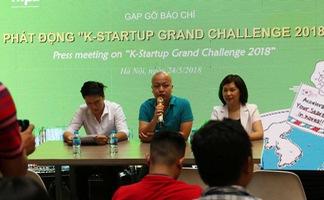 Cơ hội nhận đầu tư từ Chính phủ Hàn Quốc cho start up Việt
