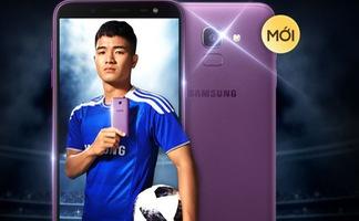 Samsung ra mắt Galaxy J6 chinh phục bóng tối giá 5,3 triệu