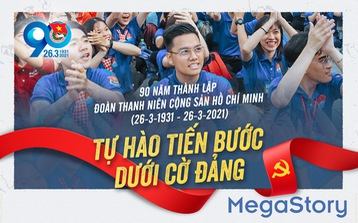 Đoàn Thanh niên Cộng sản Hồ Chí Minh: Tự hào tiến bước dưới cờ Đảng