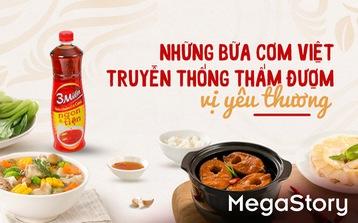 Những bữa cơm Việt truyền thống thấm đượm vị yêu thương