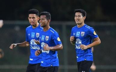 Tiền vệ Sarach Yooyen: 'Thái quyết gom sạch 6 điểm trước Malaysia và Việt Nam'