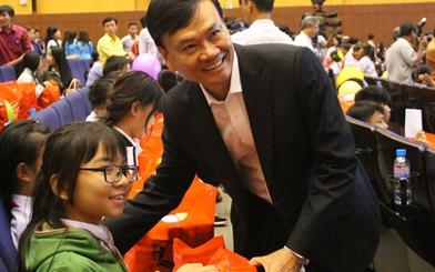 Tôn Đông Á và Tết trung thu nâng bước tương lai