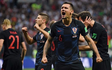 Thi đấu quật cường, Croatia hạ Anh 2-1 ở bán kết World Cup 2018