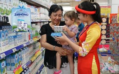 Cuối tuần mua nước giặt 3.8kg giá 3.000đ tại Co.opmart và Co.opXtra