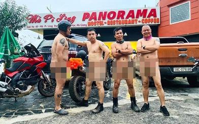'Khoe thân' nơi công cộng: nước ngoài xử nghiêm, Việt Nam chỉ nhắc nhở, xin lỗi?