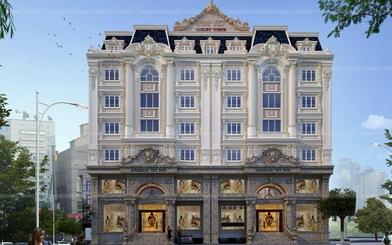 Pháp Việt Luxury Tower – hội tụ tinh hoa giữa lòng thành phố