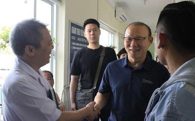 Ông Park Hang Seo làm đại sứ thiện chí chương trình 'Sức khỏe Việt Nam'