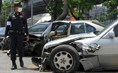 Thái xử say rượu lái xe tội giết người