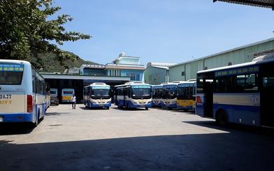 Xe buýt Nha Trang ngưng chuyến vì tài xế đình công
