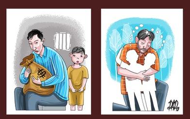 Hai người cha và chuyện nuôi con sau ly hôn ở tòa án