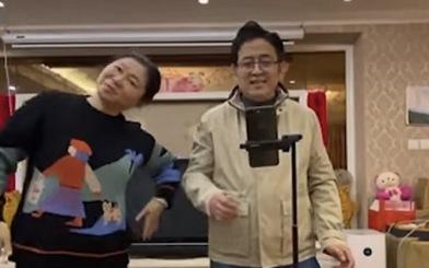 Clip cha mẹ múa hát mong con có bồ khiến dân mạng xốn xang