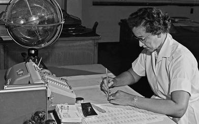 4 đóng góp để đời của 'nữ anh hùng thầm lặng' ở NASA