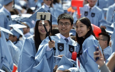 Nhà giàu Trung Quốc 'hết dám' cho con du học sau COVID-19