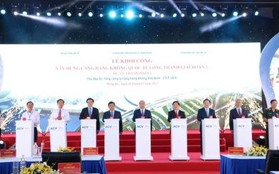 Sân bay Long Thành khởi công, đòn bẩy cho BĐS nghỉ dưỡng Hồ Tràm cất cánh