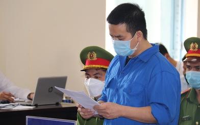 Bị cáo Trương Châu Hữu Danh nhiều lần ân hận, gửi lời xin lỗi tại tòa