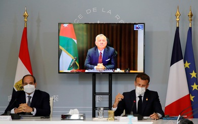 Tổng thống Ai Cập: Sẽ lập quỹ 500 triệu USD để tái thiết Dải Gaza