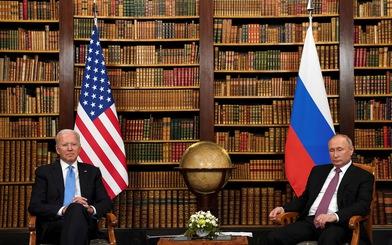 Khi hai tổng thống Mỹ - Nga gặp nhau