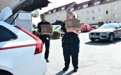 Phạm nhân bắt bảo vệ nhà giam, đòi chuộc bằng 20 bánh pizza
